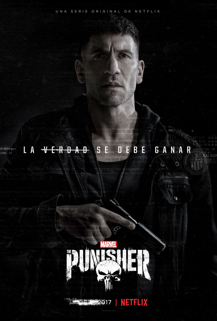 Marvel's The Punisher - El Castigador de Netflix