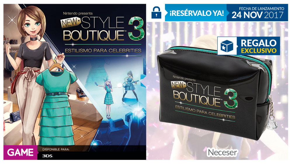 New Style Boutique 3 en GAME