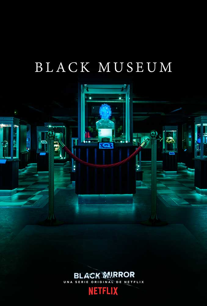 Póster de Black Mirror: Black Museum
