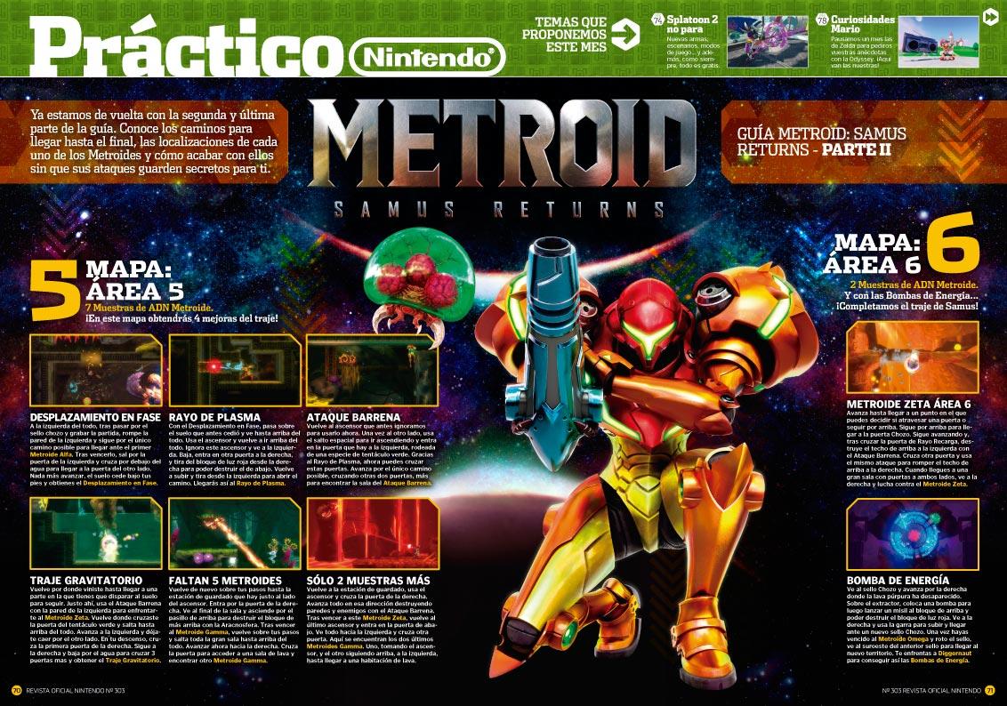 Práctico Metroid RON 303