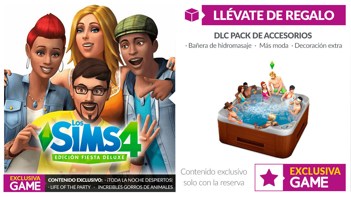 Los Sims 4 GAME