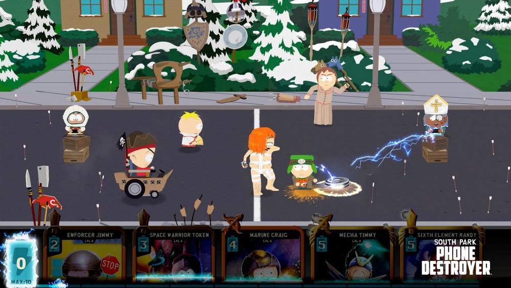 South Park Phone Destroyer