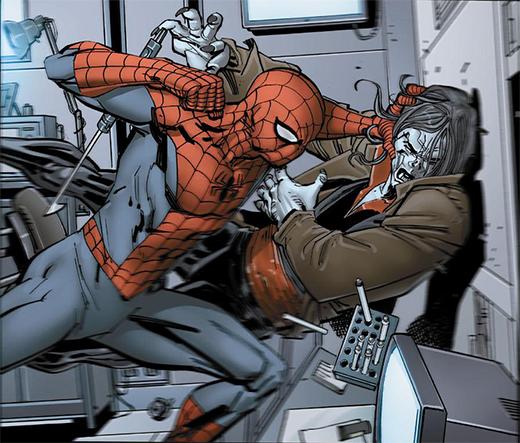 Spider-Man contra Morbius