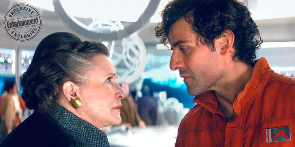 Star Wars: Los últimos Jedi - Nuevas imágenes de la película
