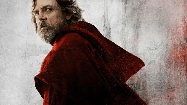 Mark Hamill interpreta a un segundo personaje en Los últimos Jedi.