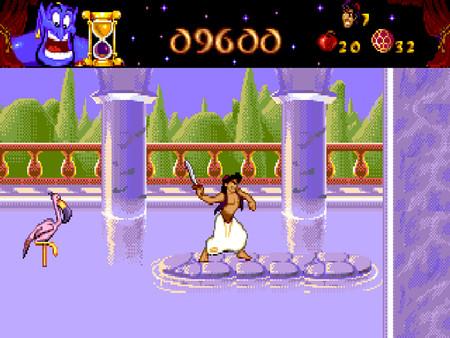 Aladdin steam