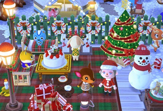 Animal Crossing Pocket Camp - Evento de Navidad