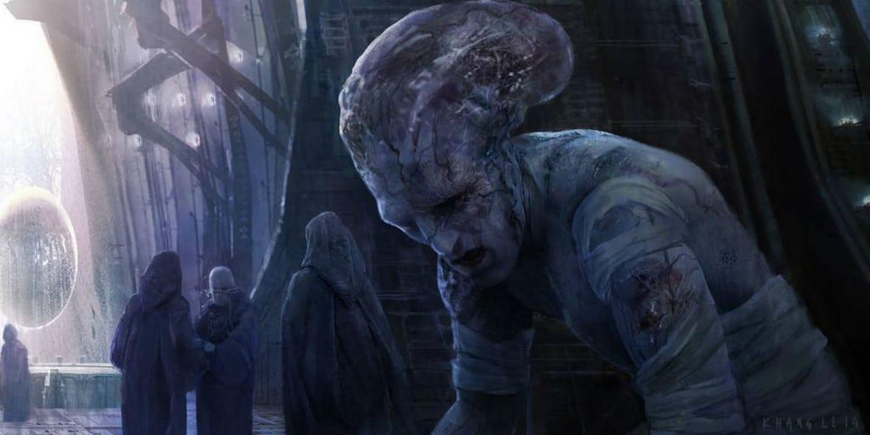 Arte conceptual de Alien: Covenant