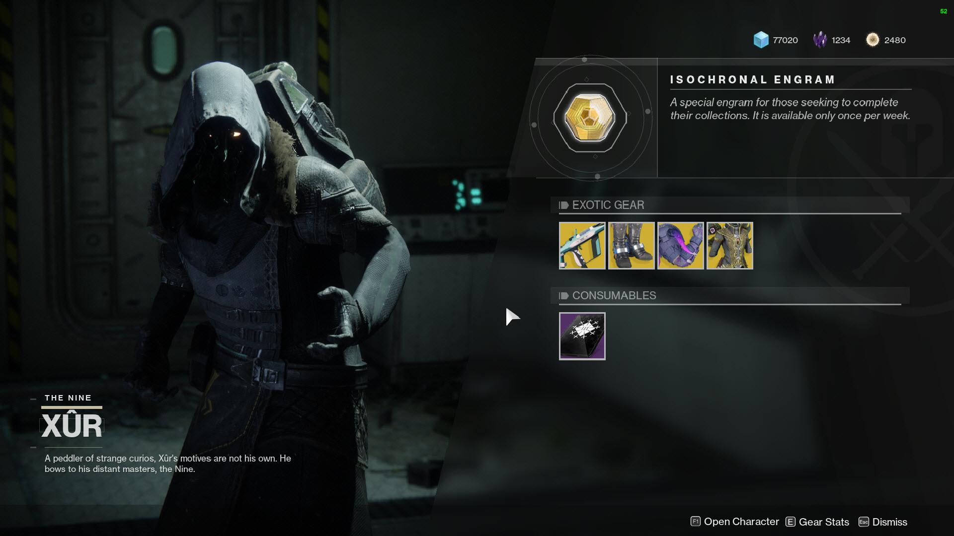 Destiny 2 Tres Monedas