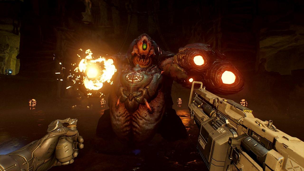 Analisis De Doom Vfr En Realidad Virtual Para Psvr Y Htc Vive
