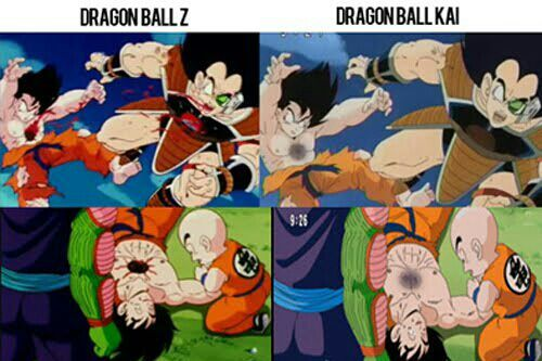 Dragon Ball sangre
