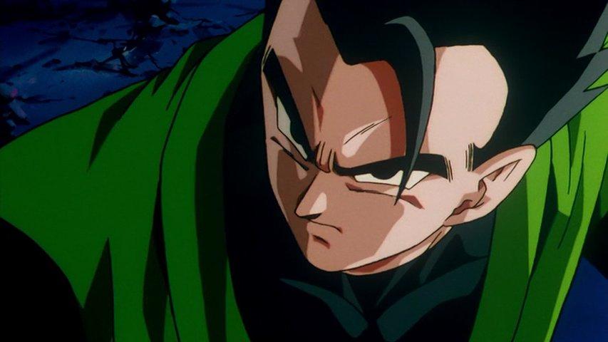 Dragon Ball Super Yuya Takahashi
