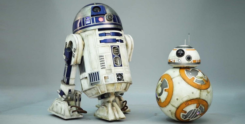Rebajados Amazon Y R2 De Drones Más D2Bb Star 8 Wars En m0Pwy8OvnN