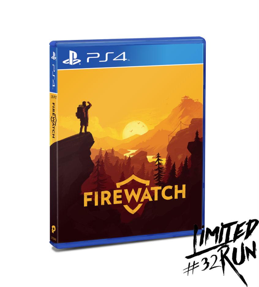 Firewatch edición física