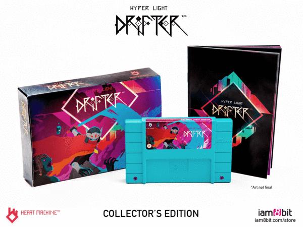 Hyper Light Drifter edición coleccionista