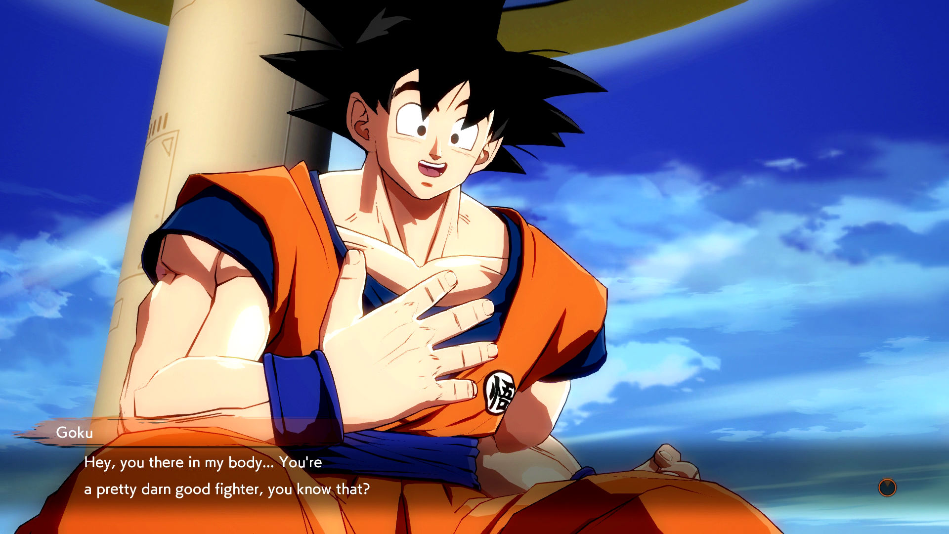 Dragon Ball FighterZ modo historia