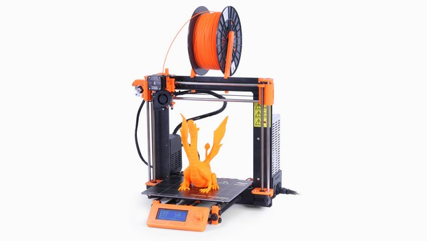 Impresora 3D Prusa i3. Wikimedia