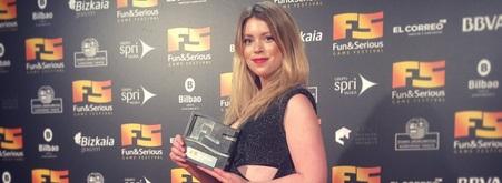 Melina Premio F&s