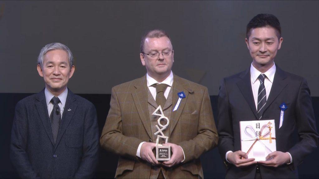 Microsoft gana un premio en los PlayStation Awards