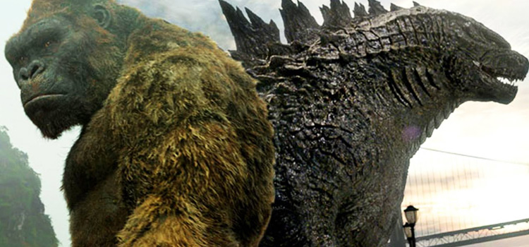 King Kong, Godzilla, MonsterVerse