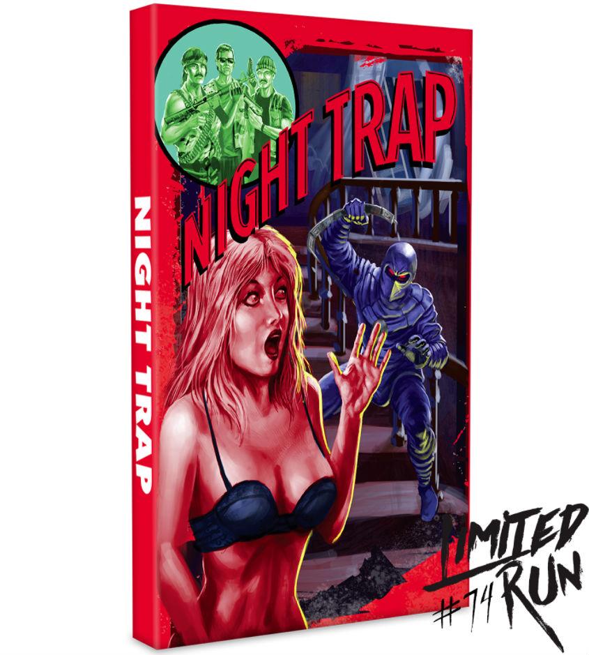 Night Trap edición coleccionista