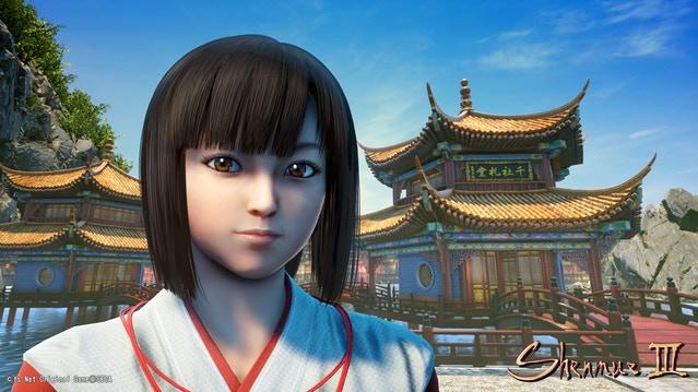 Nuevo personaje de Shenmue 3
