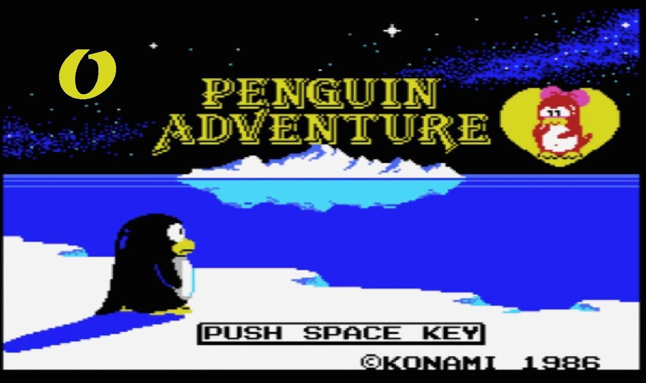 Penguin Adventure 1