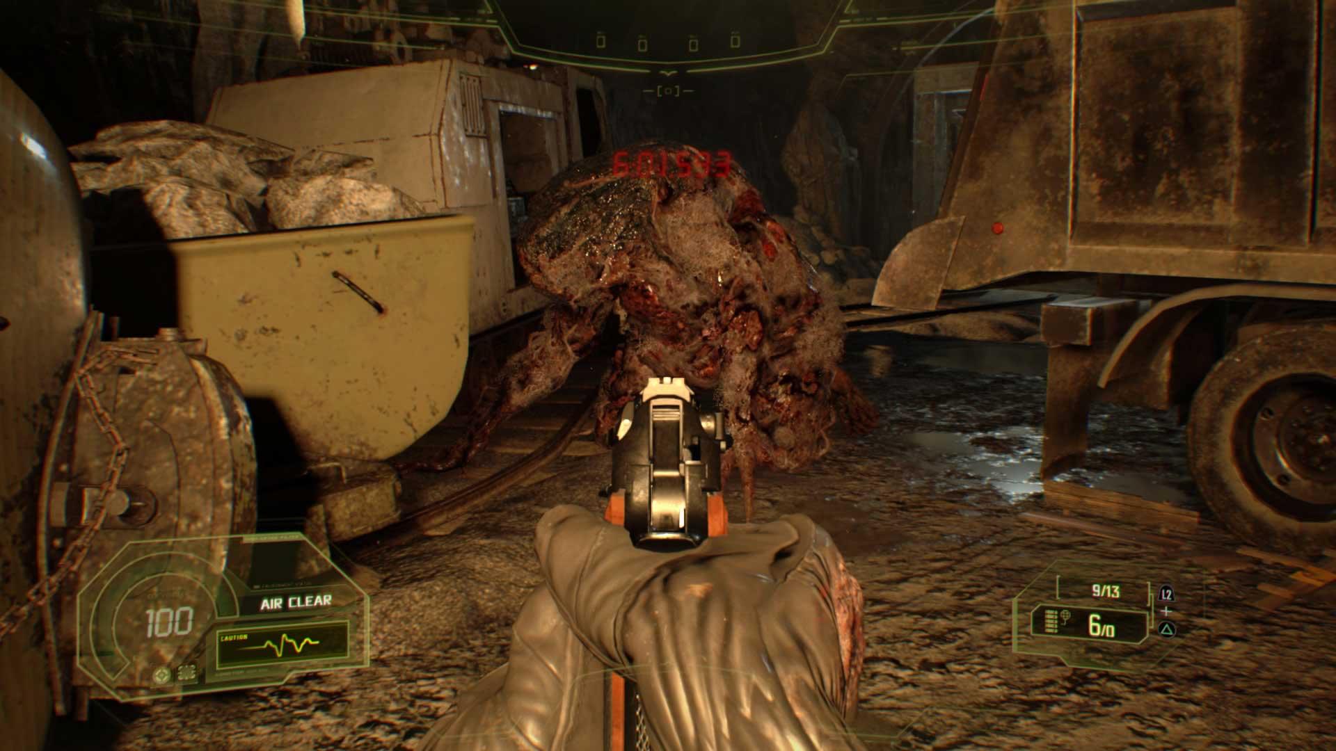 Resident Evil 7 Not a Hero jefazos
