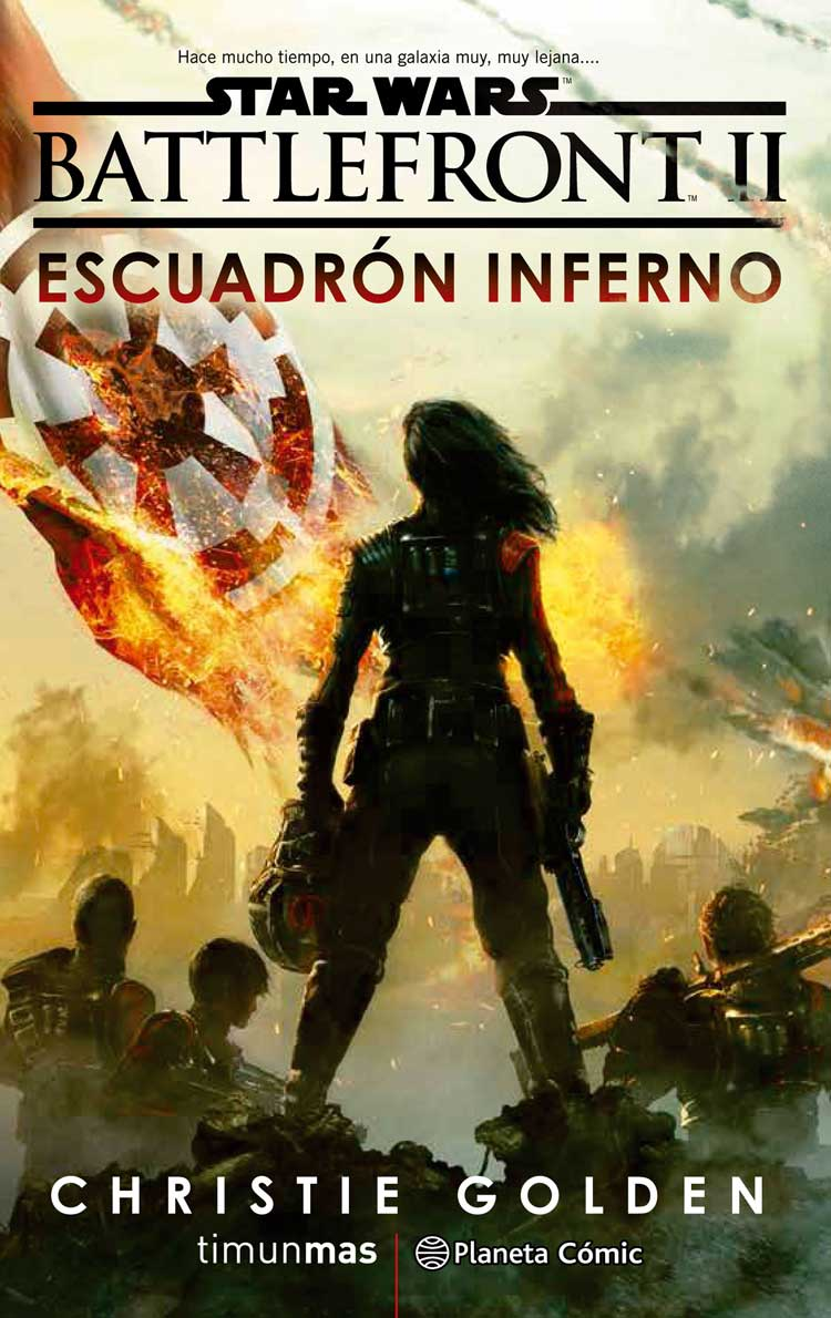 Star War Battlefront II: Escuadrón Infernal