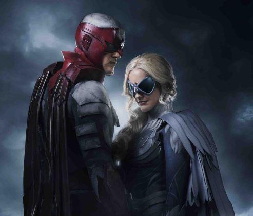 Warner Bros. Titanes, superhéroe