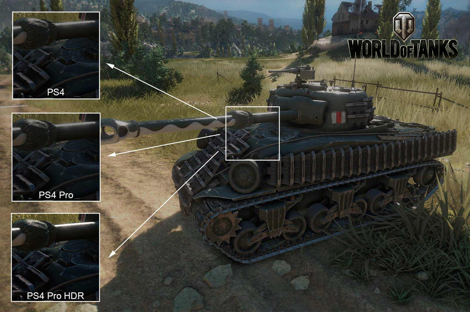 World of Tanks HDR