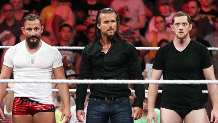 WWE NXT Brooklyn TakeOver III - Adam Cole