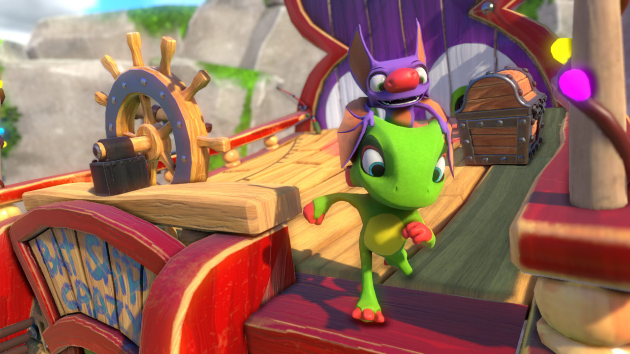 Yooka Switch 4