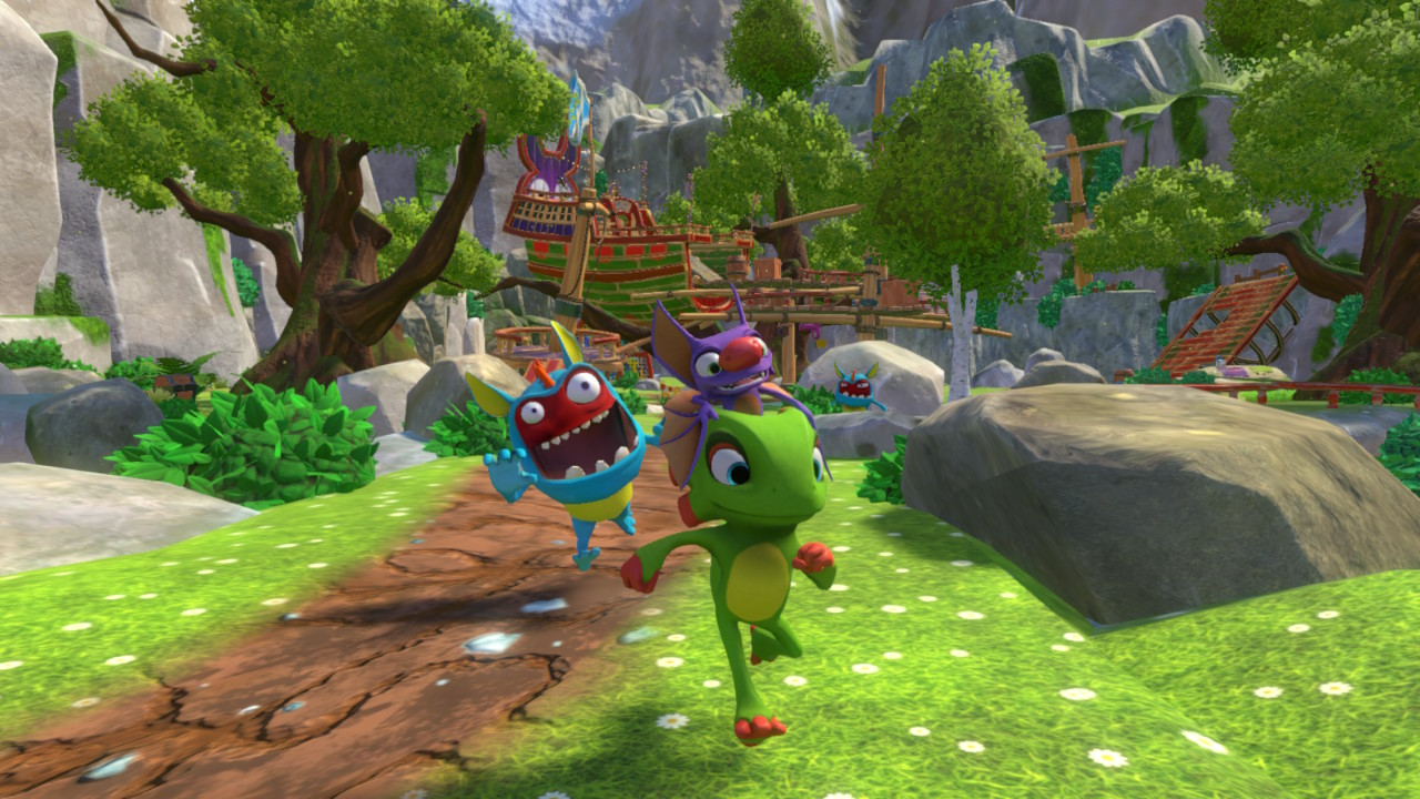 Yooka Switch 6
