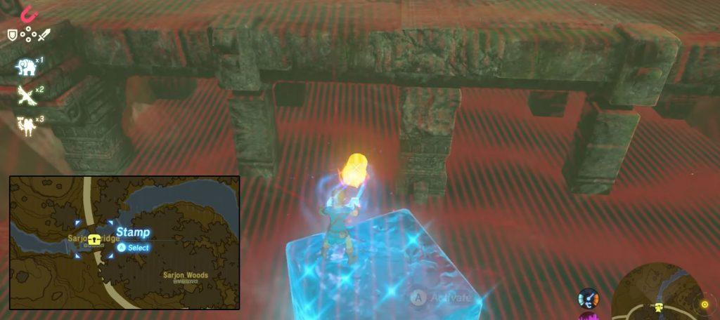 Zelda: La Balada de los Elegidos Armadura fantasmal
