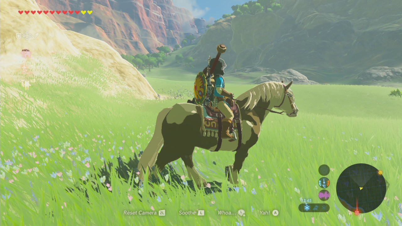 Zelda: Breath of the Wild Arreos Ancestrales