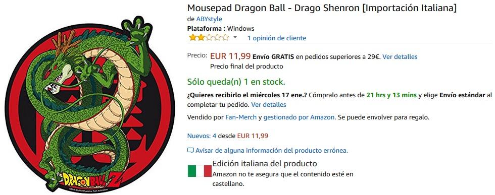 Accesorios Dragon Ball para Xbox One