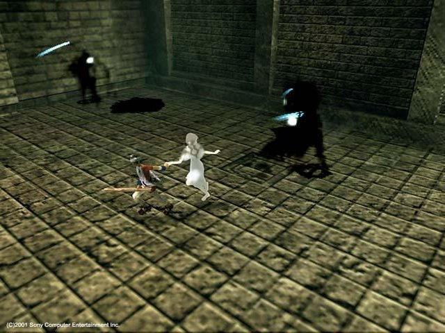 ICO análisis PS2