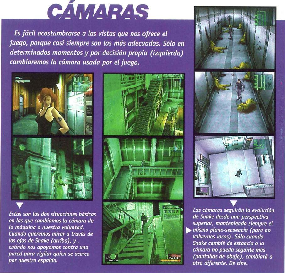 Metal Gear Solid PS1 análisis