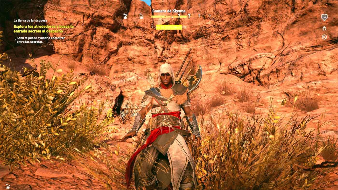 Assassins Creed Origins The Hidden Ones