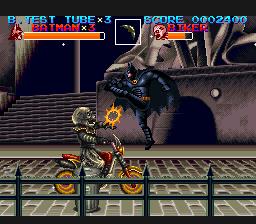 Batman SNES