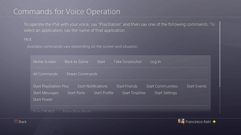 Bautiza a tu PS4