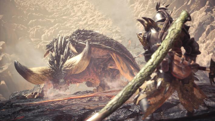 Captura Monster Hunter World  19