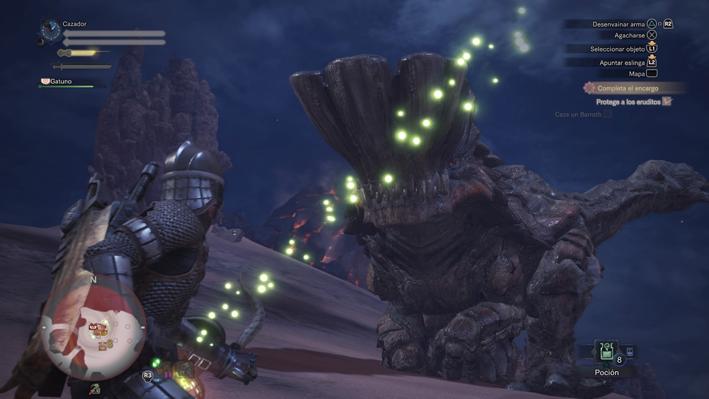 Captura Monster Hunter World  4