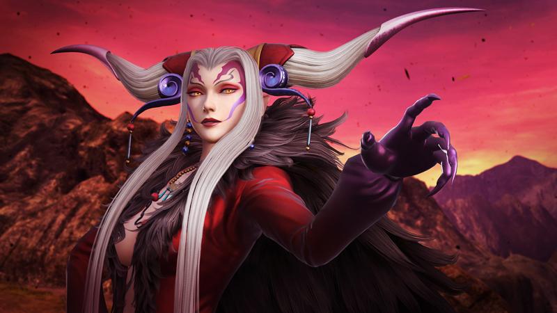 Dissidia Final Fantasy NT - Artemisa