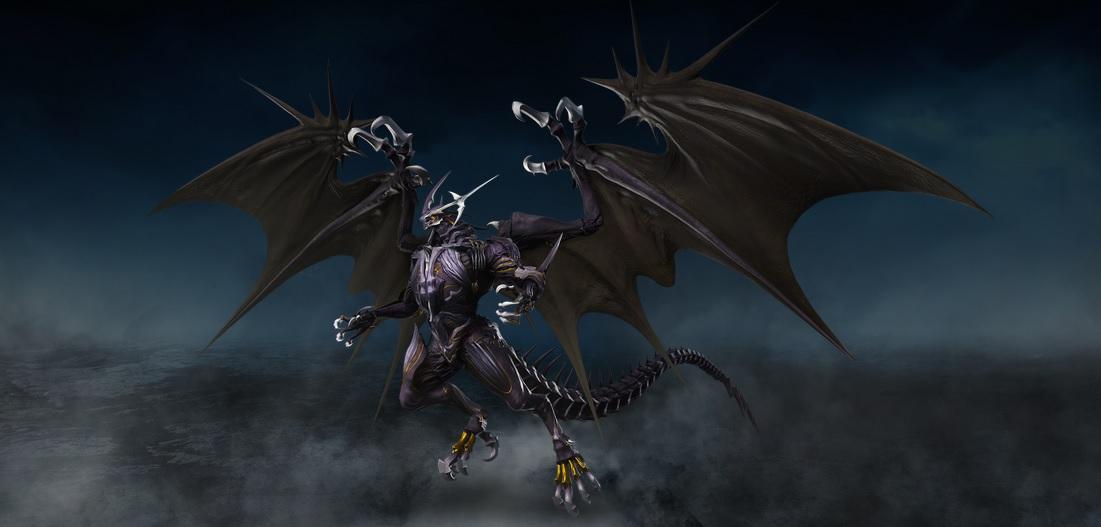 Dissidia Final Fantasy NT - Bahamut