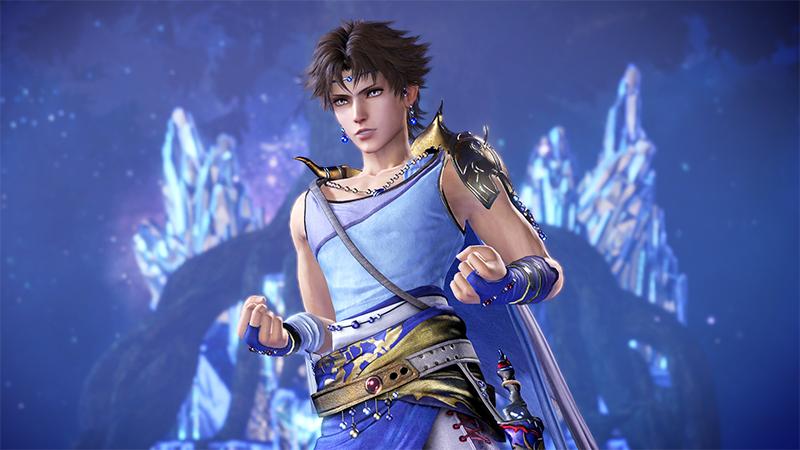 Dissidia Final Fantasy NT - Bartz
