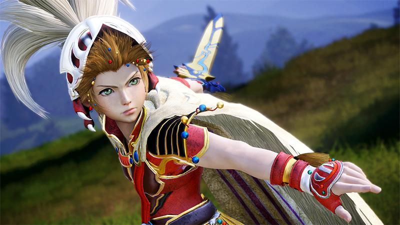 Dissidia Final Fantasy NT - Caballero Cebolla