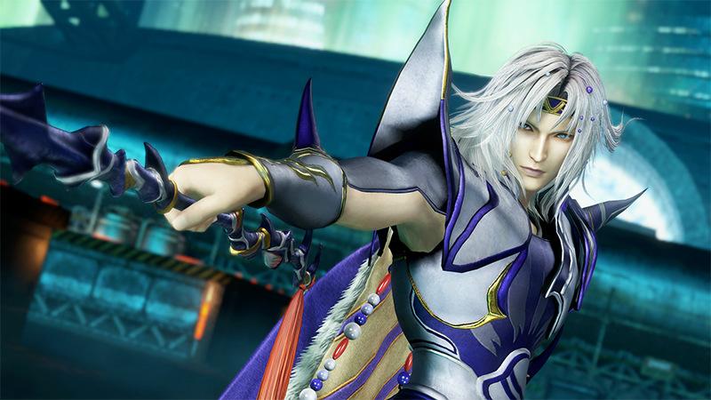 Dissidia Final Fantasy NT - Cecil