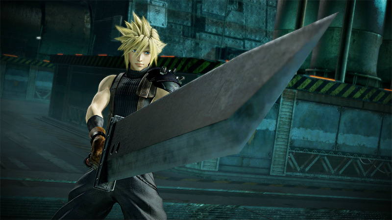 Dissidia Final Fantasy NT - Cloud